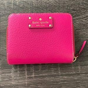 Kate Spade credit card holder